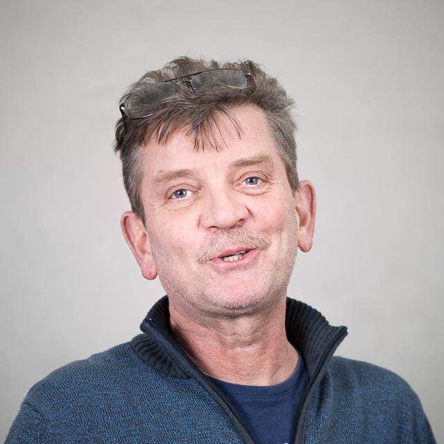 Herr Ritschel, Hausmeister